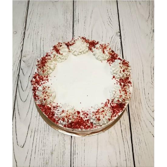 торт Малиновый велюр