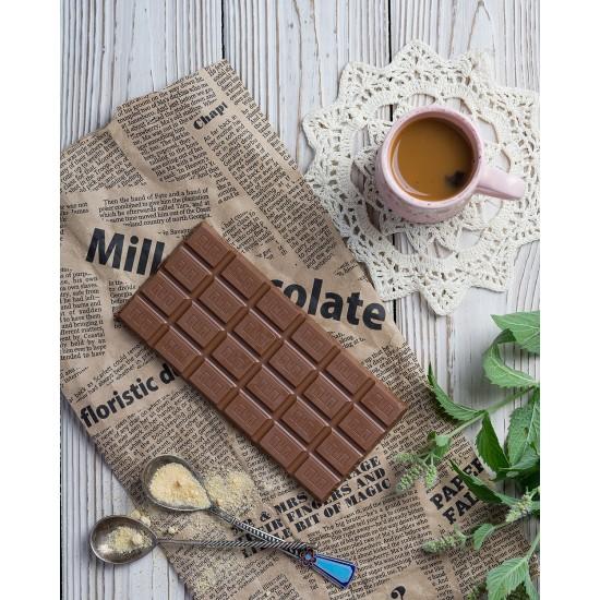 Молочный шоколад без сахара